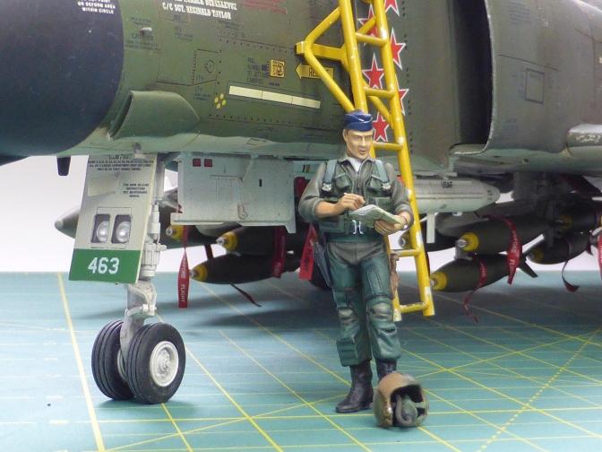 Verlinden Vietnam Era USAF Pilot