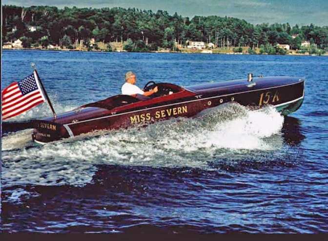'Miss Severn' 1922 Gold Cup Racer – Mack Models 1:8 (PART 1)